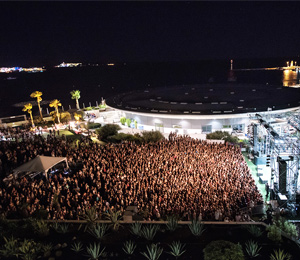 PANTIERO FESTIVAL IN CANNES<br>July 2018