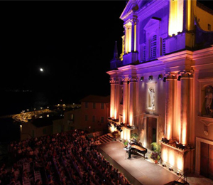 MENTON MUSIC FESTIVAL<br><font size='3'>JULY - AUGUST 2018</font>