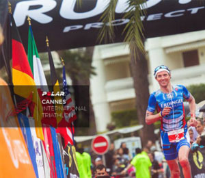 <font size='3'>Polar CANNES INTERNATIONAL TRIATHLON</font><br>From 23 to 25 avril 2021