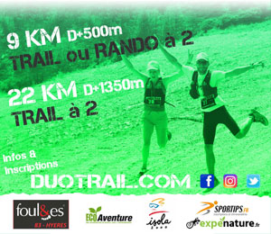 Duo Trail Isola 2000<br>25 July 2020