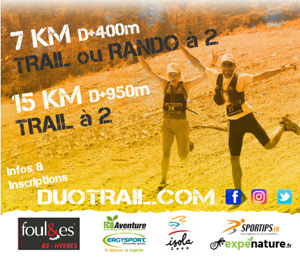 Duo Trails<br>Isola 2000<br>19 december 2020