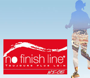 NO FINISH LINE NICE<br>6 to 10 June 2018