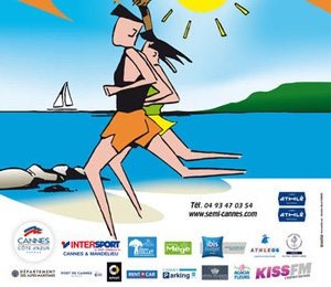 Cannes<br>Semi-Marathon<br>20 September 2020