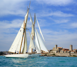 THE VOILES D'ANTIBES<br>PANERAI TROPHY<br>June 2020