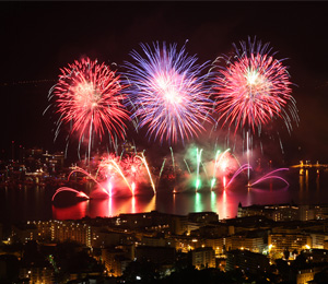 Fireworks display Festivals