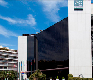 AC MARRIOTT HÔTEL<br>NICE